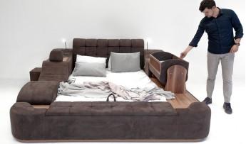inegöl mobilyasısı Karavan Karyola (160*200)