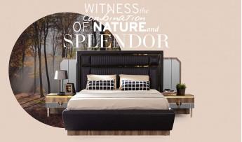 inegöl mobilyasısı Lara Yatak Odası Takımı (Ceviz)