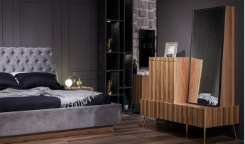 inegöl mobilyasısı Leydi Yatak Odası Takımı