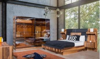 inegöl mobilyasısı Linda Yatak Odası Takımı