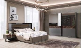 Loca Yatak Odası Takımı (Bazalı)