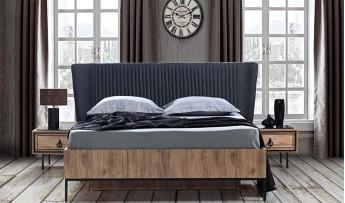 inegöl mobilyasısı Lotus Yatak Odası Takımı(Bazalı)