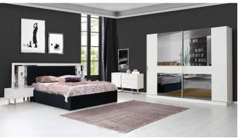 Luna Yatak Odası Takımı (Bazalı)