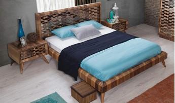 inegöl mobilyasısı Miura Yatak Odası Takımı