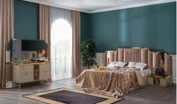 inegöl mobilyasısı Majestic Yatak Odası Takımı