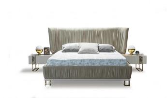 inegöl mobilyasısı Matrix Yatak Odası Takımı-Beyaz (Bazalı)