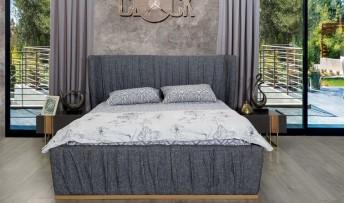 inegöl mobilyasısı Matrix Yatak Odası Takımı-Antrasit (Bazalı)