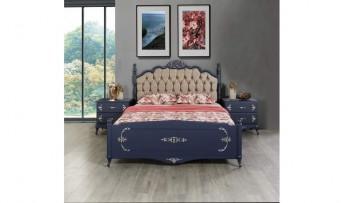 inegöl mobilyasısı Mest Yatak Odası Lacivert