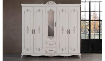 inegöl mobilyasısı Mest Yatak Odası Takımı (Ekru)