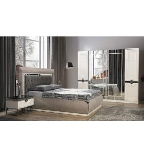 Milas Yatak Odası Takımı (Bazalı)