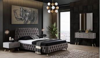 inegöl mobilyasısı Natura Yatak Odası Takımı