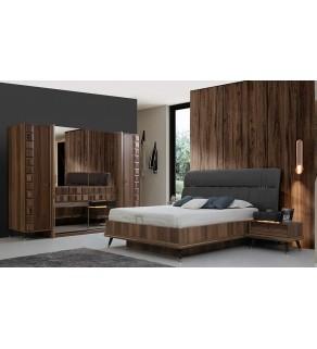 Paris Yatak Odası Takımı (Bazalı)