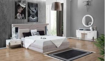 inegöl mobilyasısı Pars Yatak Odası Takımı (Bazalı)