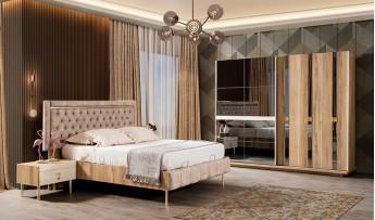 Polo Yatak Odası Takımı (Aytaşı)