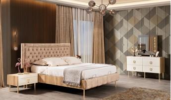 inegöl mobilyasısı Polo Yatak Odası Takımı (Aytaşı)