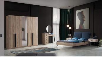 Premium 5 Kapılı Yatak Odası Takımı