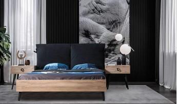 inegöl mobilyasısı Premium 5 Kapılı Yatak Odası Takımı