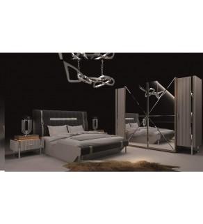 Riyad Yatak Odası Takımı (Bazalı)