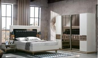 Topkapı Yatak Odası Takımı (Bazalı)
