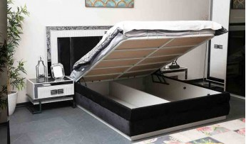 inegöl mobilyasısı Trilye Yatak Odası Takımı (Bazalı)