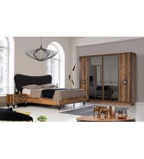 Trend Yatak Odası Takımı ( Bazalı)
