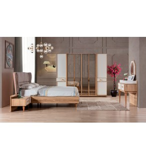 Venedik Yatak Odası Takımı (Bazalı)