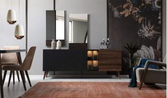 inegöl mobilyasısı Asos Yemek Odası Takımı