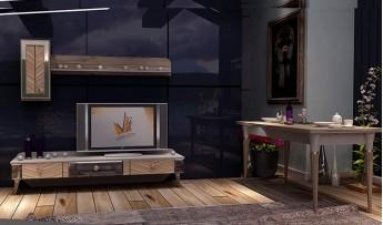 inegöl mobilyasısı Bahra Yemek Odası Takımı
