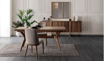 inegöl mobilyasısı Bergamo Yemek Odası Takımı