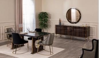 inegöl mobilyasısı Bond Yemek Odası Takımı