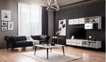 inegöl mobilyasısı Carmen Duvar Ünitesi