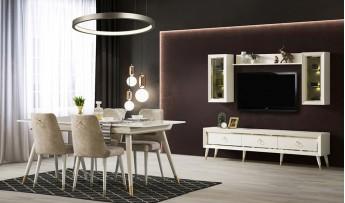 inegöl mobilyasısı Cemre Yemek Odası Takımı