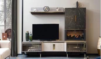 inegöl mobilyasısı Cura Duvar Ünitesi
