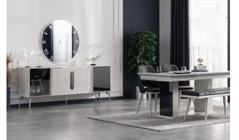inegöl mobilyasısı Delon Yemek Odası Takımı