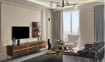 inegöl mobilyasısı Deluxe Duvar Ünitesi