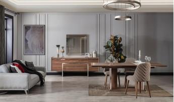 inegöl mobilyasısı Dolce Yemek Odası Takımı