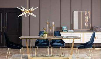 inegöl mobilyasısı Gloris Yemek Odası Takımı