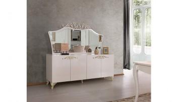 inegöl mobilyasısı Glorıa Yemek Odası Takımı (Tv 'li)