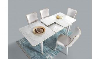 inegöl mobilyasısı Gold Yemek Odası Takımı