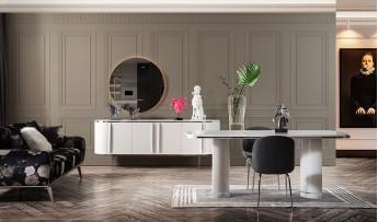 inegöl mobilyasısı Hermes Yemek Odası Takımı