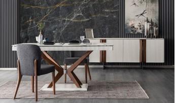 inegöl mobilyasısı İstanbul Yemek Odası Takımı