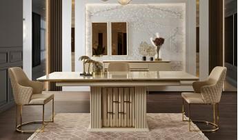 inegöl mobilyasısı Lima Yemek Odası Takımı