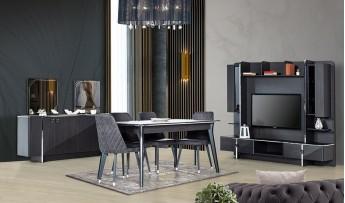 inegöl mobilyasısı Lord Yemek Odası Takımı