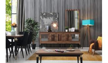 inegöl mobilyasısı Monza Yemek Odası Takımı