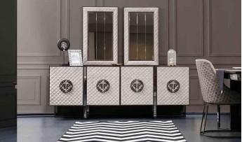 inegöl mobilyasısı Moon Yemek Odası Takımı