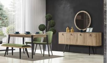 inegöl mobilyasısı Premium Yemek Odası Takımı