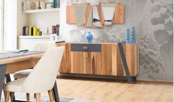 inegöl mobilyasısı Rieka Yemek Odası Takımı