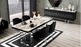 inegöl mobilyasısı Ruby Yemek Odası Takımı