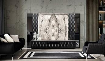 inegöl mobilyasısı Ruby Duvar Ünitesi
