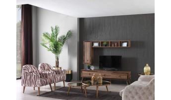 inegöl mobilyasısı Toprak Duvar Ünitesi
